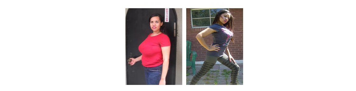 Dalia saw great results from her medical weight loss.