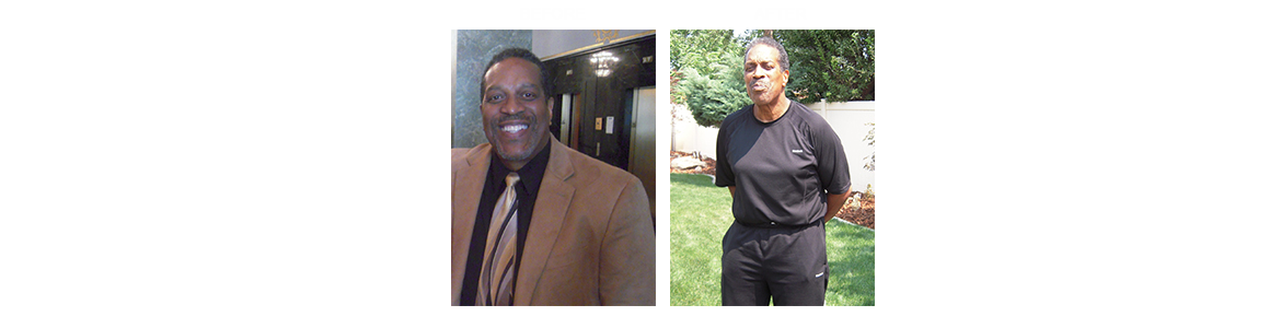 Charles increased his quality of life by seeking help from our medical weight loss clinic.