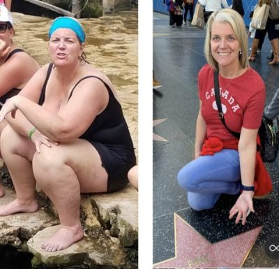 lost almost 100 pounds with Advanced Medical Weightloss